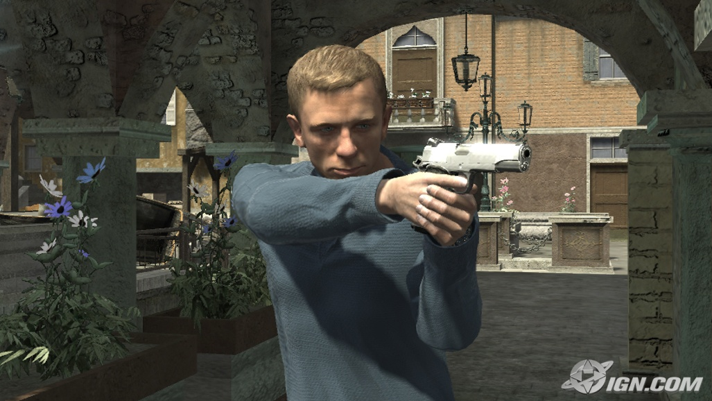 New 007 Game For Ps3 : James bond quantum of solace gamesave