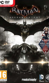 Batman Arkham Knight Premium Edition-CPY