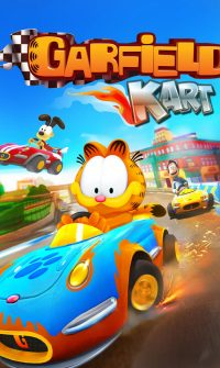 Garfield Kart-RELOADED