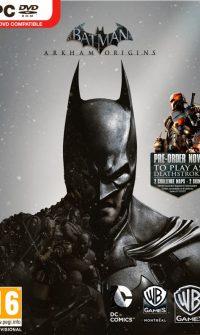 Batman Arkham Origins Complete-PROPHET