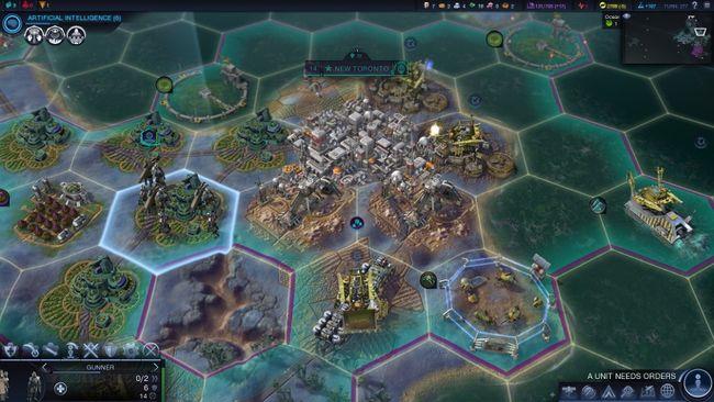 скачать игру Sid Meier S Civilization Beyond Earth через торрент - фото 4