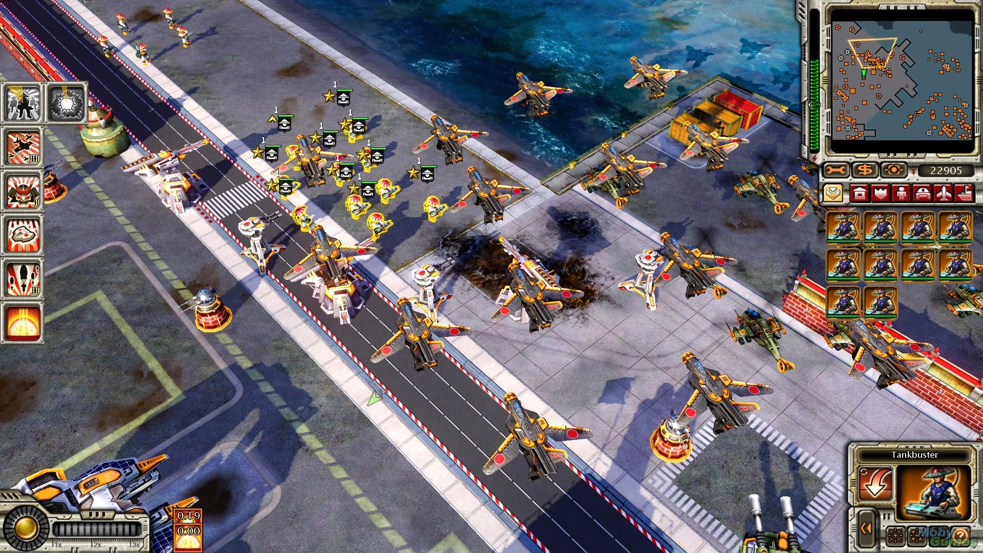 command & conquer red alert 3 uprising multiplayer patch