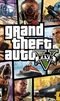 GRAND THEFT AUTO V UPDATE 4 (V1.0.350.1) AND CRACK V4-3DM