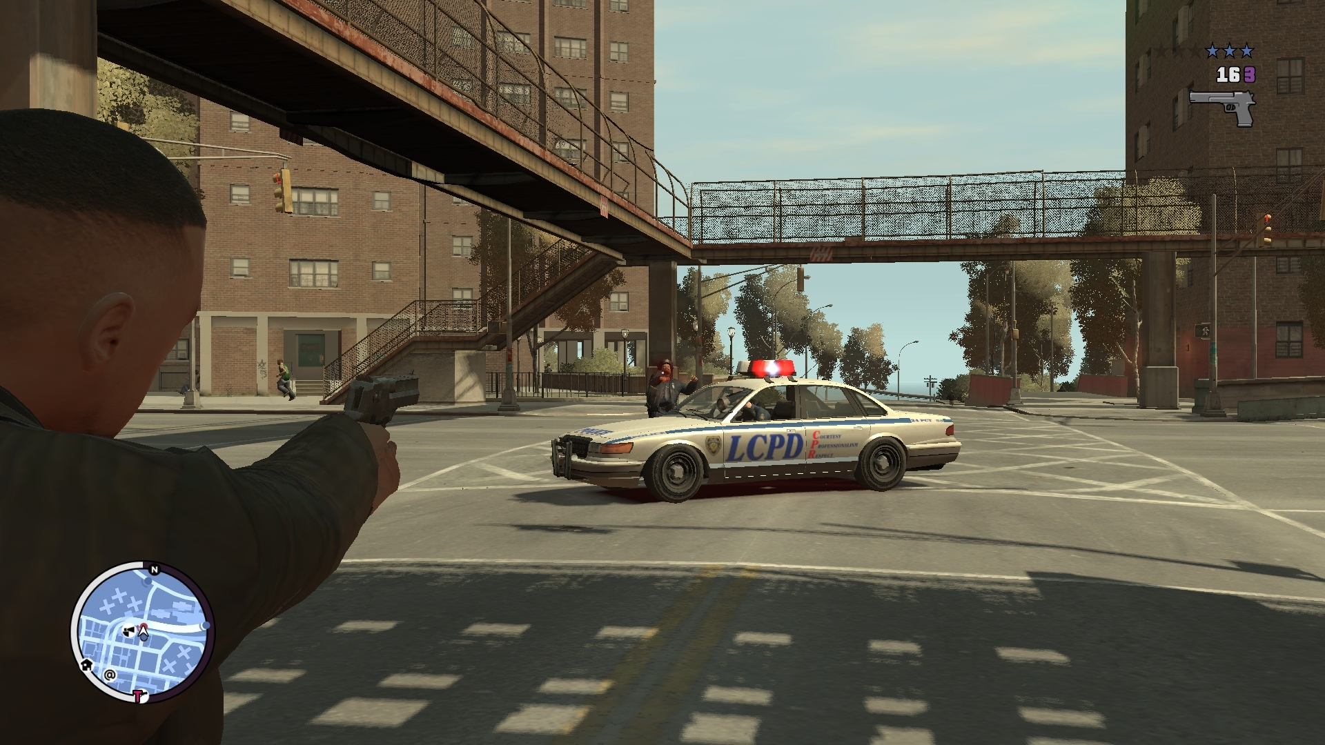 Grand Theft Auto GTA Liberty City Update 1120