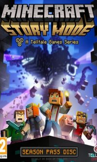Minecraft Story Mode Episode 4-RELOADED