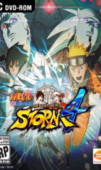 Naruto Shippuden Ultimate Ninja Storm 4-CODEX