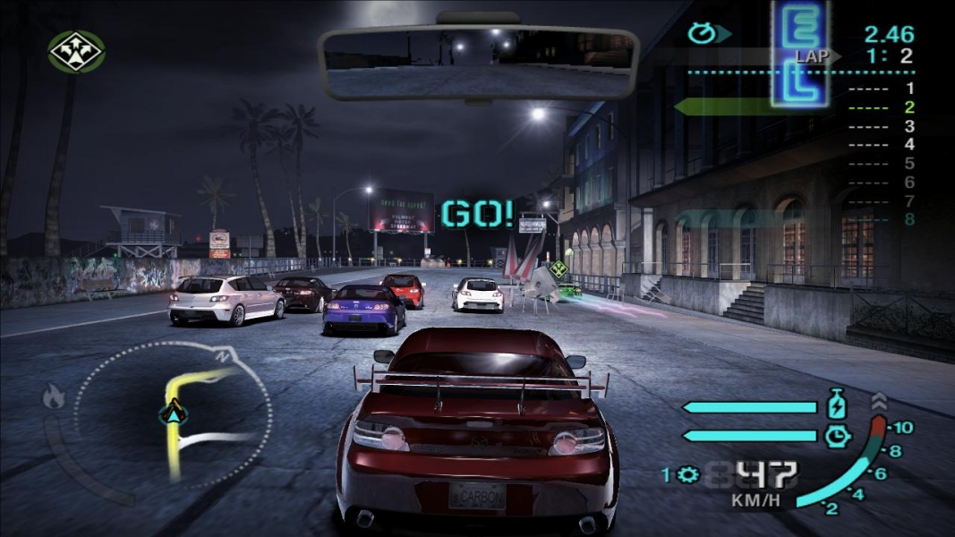 Descargar Need For Speed Carbon Ps2 Iso {Canarias Deportiva}