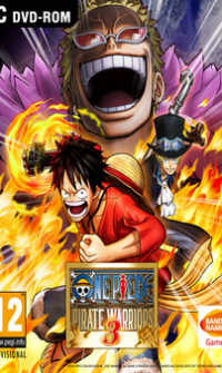 One Piece Pirate Warriors 3 PROPER-CODEX