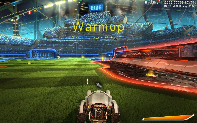 Rocket League Flt Gamesave