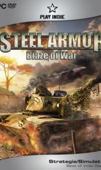 Steel Armor Blaze Of War-FiGHTCLUB