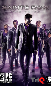 Saints Row The Third-SKIDROW