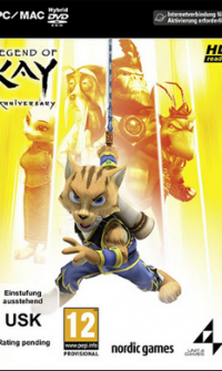 Legend of Kay Anniversary-RELOADED