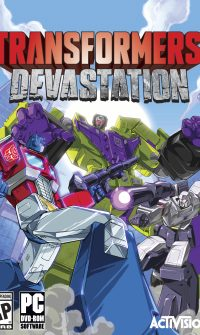 Transformers Devastation Repack BlackBox