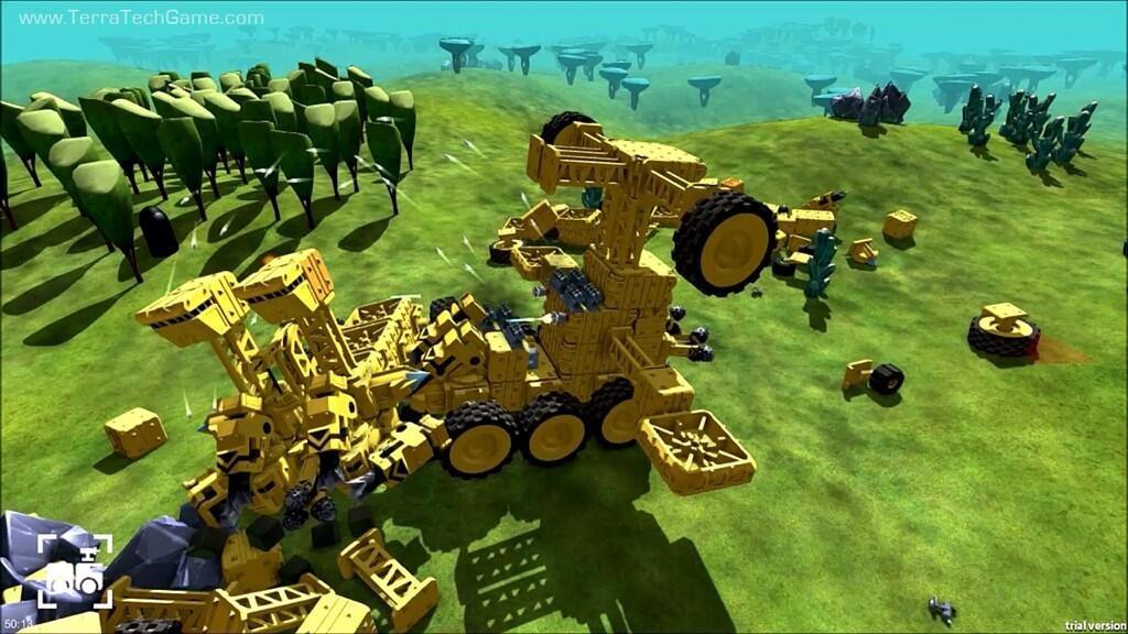 скачать игру Terra Tech через торрент - фото 7