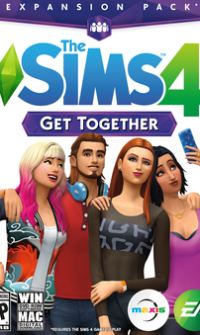 The Sims 4 Get Together Addon-RELOADED
