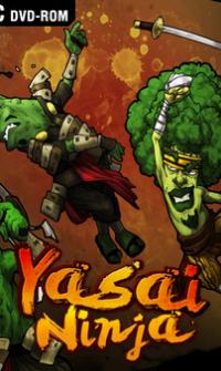 Yasai Ninja-PLAZA