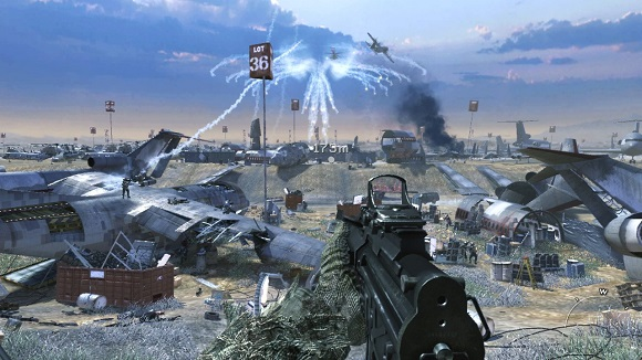 modern warfare 2 pc  cracked