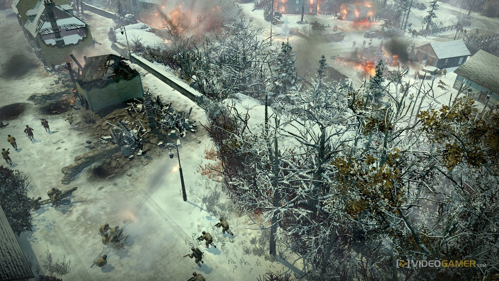 Company Of Heroes 2 Ardennes Assault Gamesave