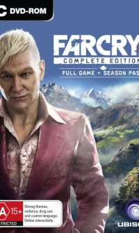 Far Cry 4 Complete Edition Repack-CorePack