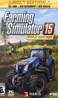 Farming Simulator 15 Gold – RELOADED