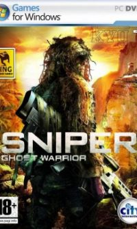 Sniper Ghost Warrior-SKIDROW