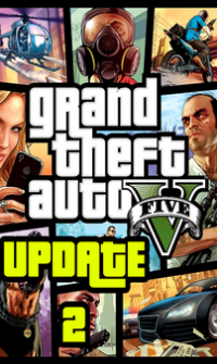 GRAND THEFT AUTO V-UPDATE 2 CRACKED