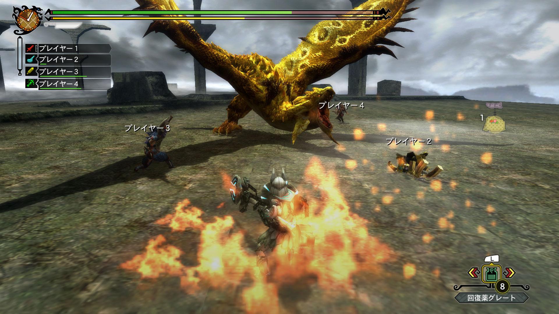 monster hunter tri iso free download