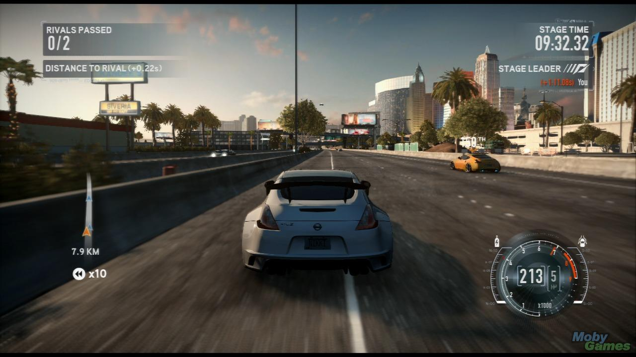how to change cars in need for speed the run