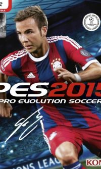Pro Evolution Soccer 2015 (PES 2015) Full Version