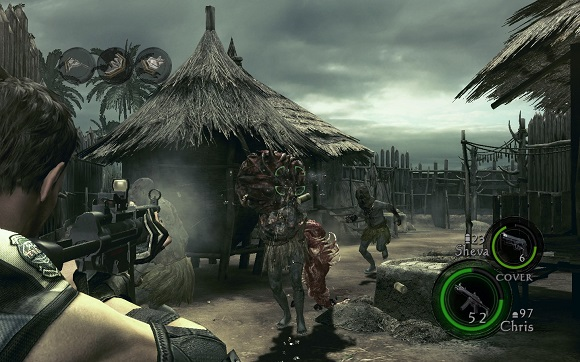 download game pc resident evil 5 gold edition