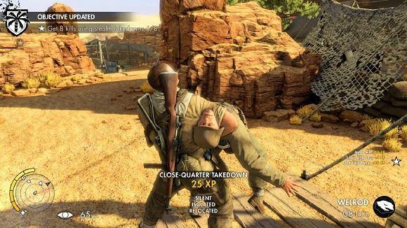 Sniper Elite 3 Gamesave