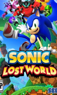 Sonic Lost World-CODEX