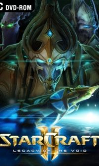 Starcraft 2 Legacy Of The Void-RELOADED