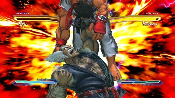 Street Fighter X Tekken-SKIDROW - GameSave