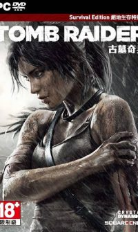 Tomb Raider Survival Edition 2013