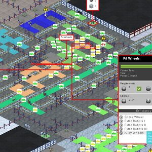 Positech's Production Line rolls into early access