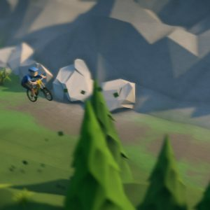 Lonely Mountains: Downhill promises biking time trials and broken bones galore