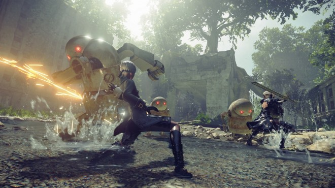 Dwonload Free PC game NieR Automata 2017 http://gamesave.us Plus more then 700 Free PC game Download available