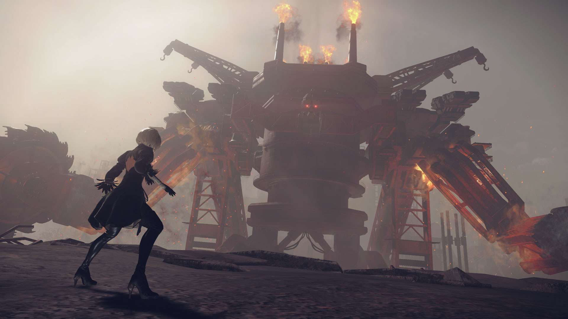 Dwonload Free PC game NieR Automata 2017 https://gamesave.us Plus more then 700 Free PC game Download available