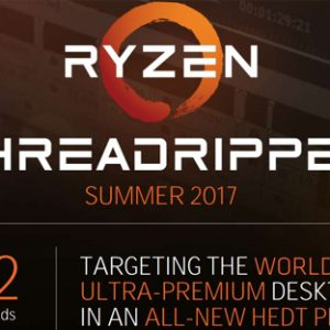 AMD's 16-core CPU and other exciting stuff