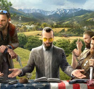 Far Cry 5's story isn't going to destroy/save anything