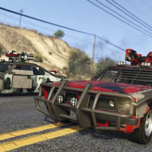 GTA Online teases Gunrunning update with first look
