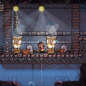 Oxygen Not Included Early Access launch, the space colony management sim