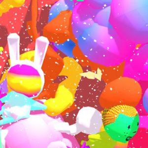 Smile While: a joyful free colour extravaganza