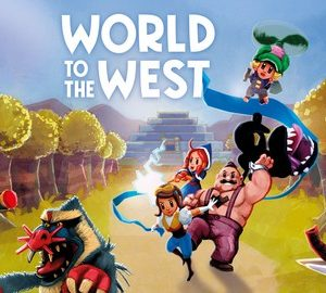 Four Unlikely Heroes Sing A Familiar Tune In A World To The West