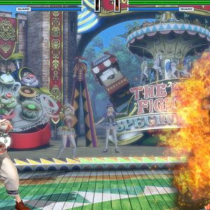 Pow! The King of Fighters XIV hits PC