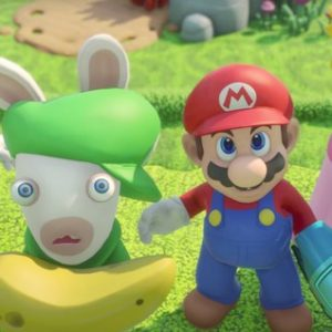 Newswire: Ubisoft is making a tactical shooter about Mario and his lovable friends