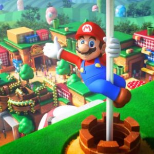Newswire: If Japan's Nintendo theme park is anything like this teaser, it's going to be amazing