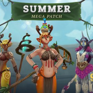 Battlerite's huge Summer Patch brings the Blossom