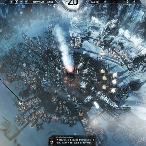 Frostpunk asks why we survive, not just how